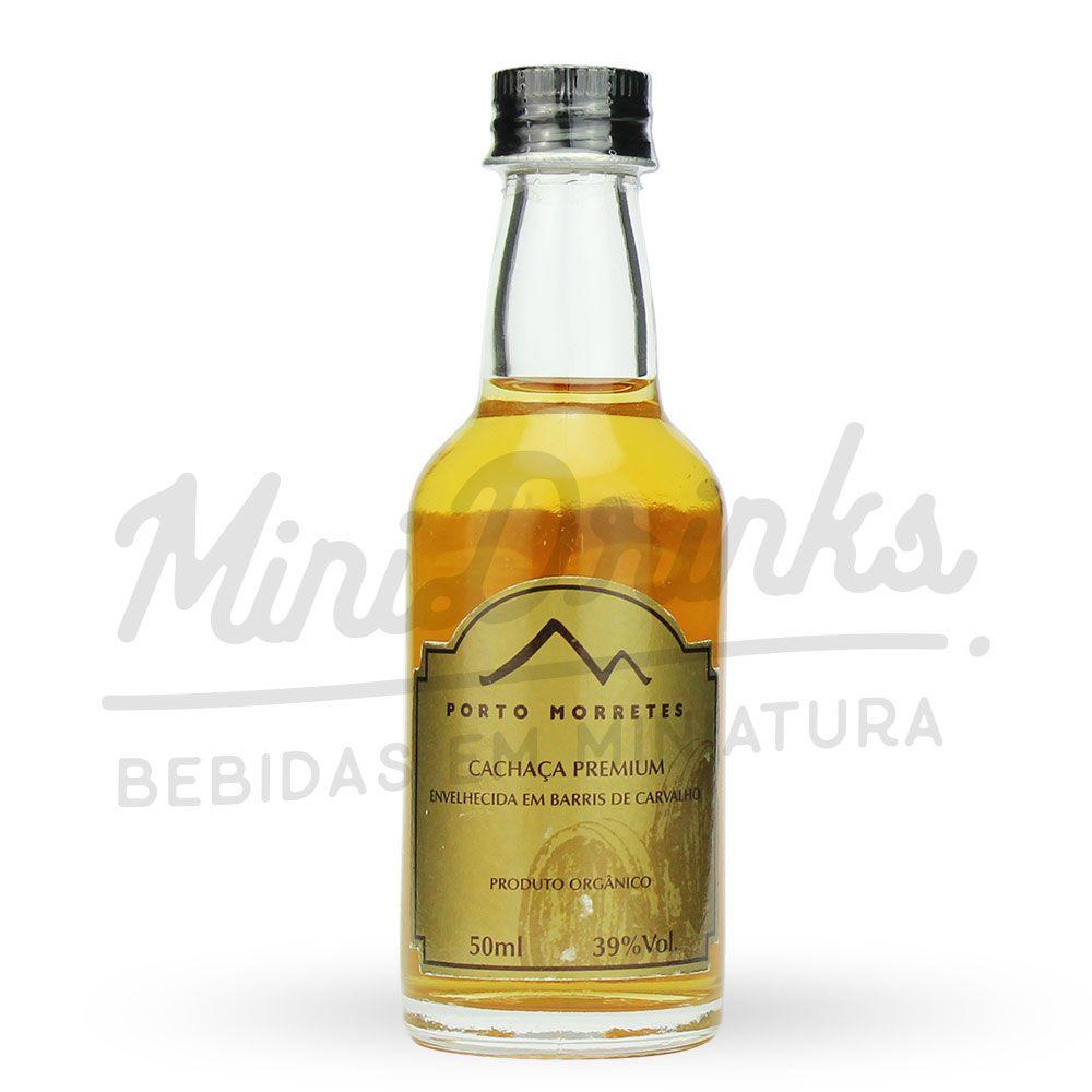 Mini Cachaça Porto Morretes Premium 50ml