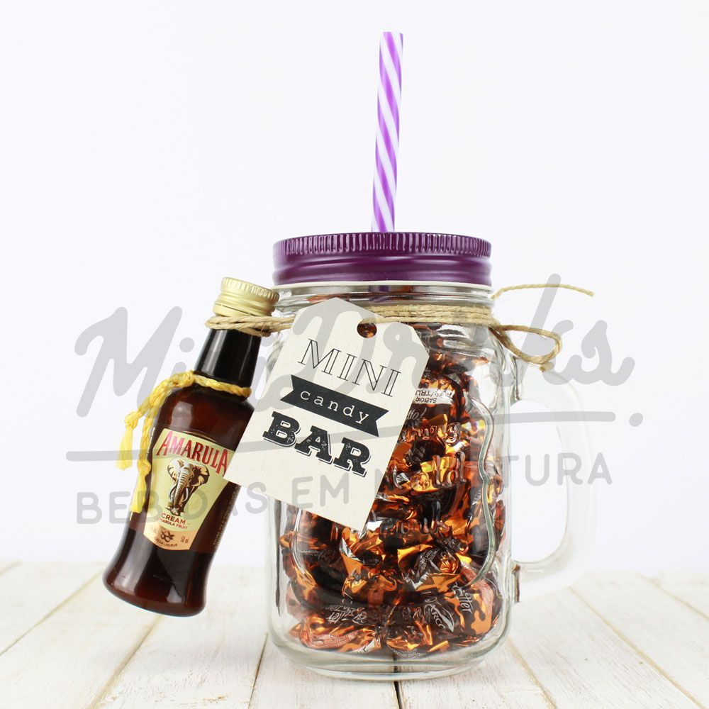 Mini Candy Bar Amarula Toffees
