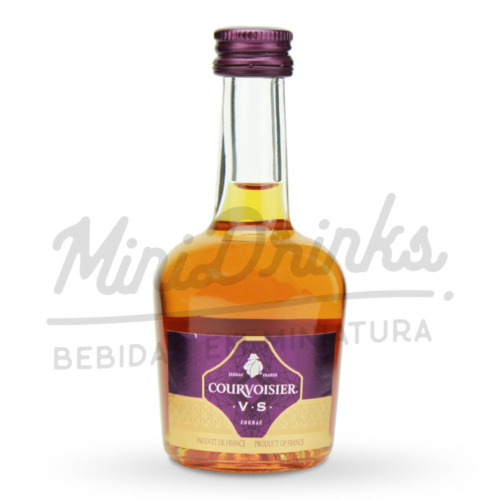 Mini Conhaque Courvoisier VS 50ml