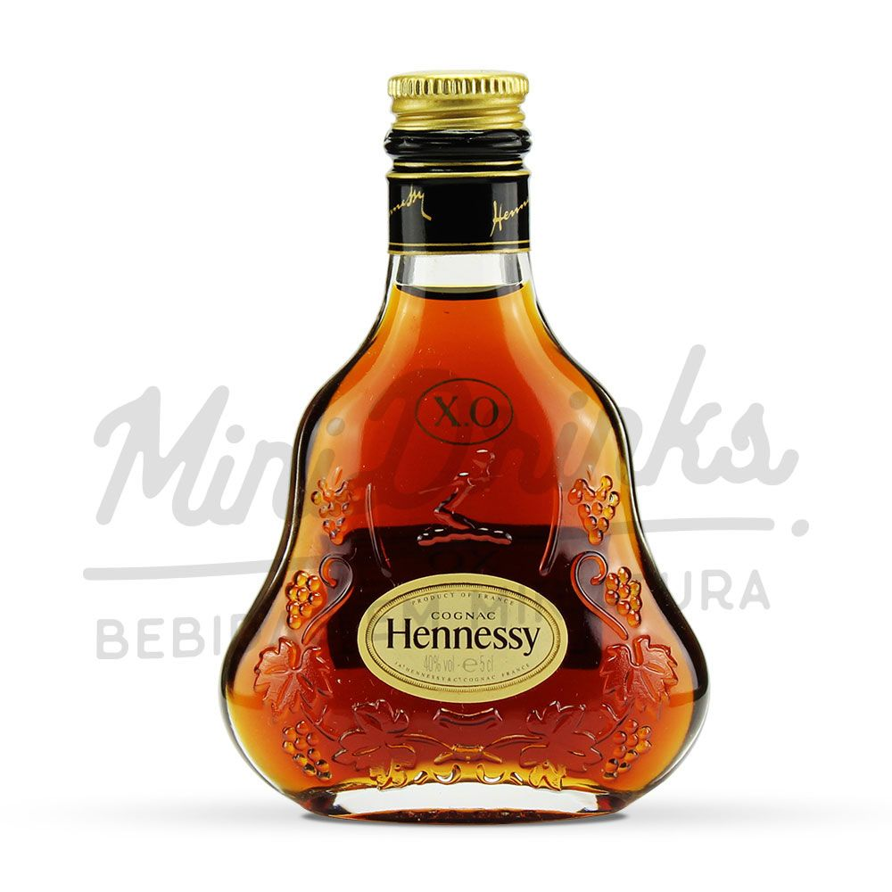 Mini Conhaque Hennessy XO 50ml