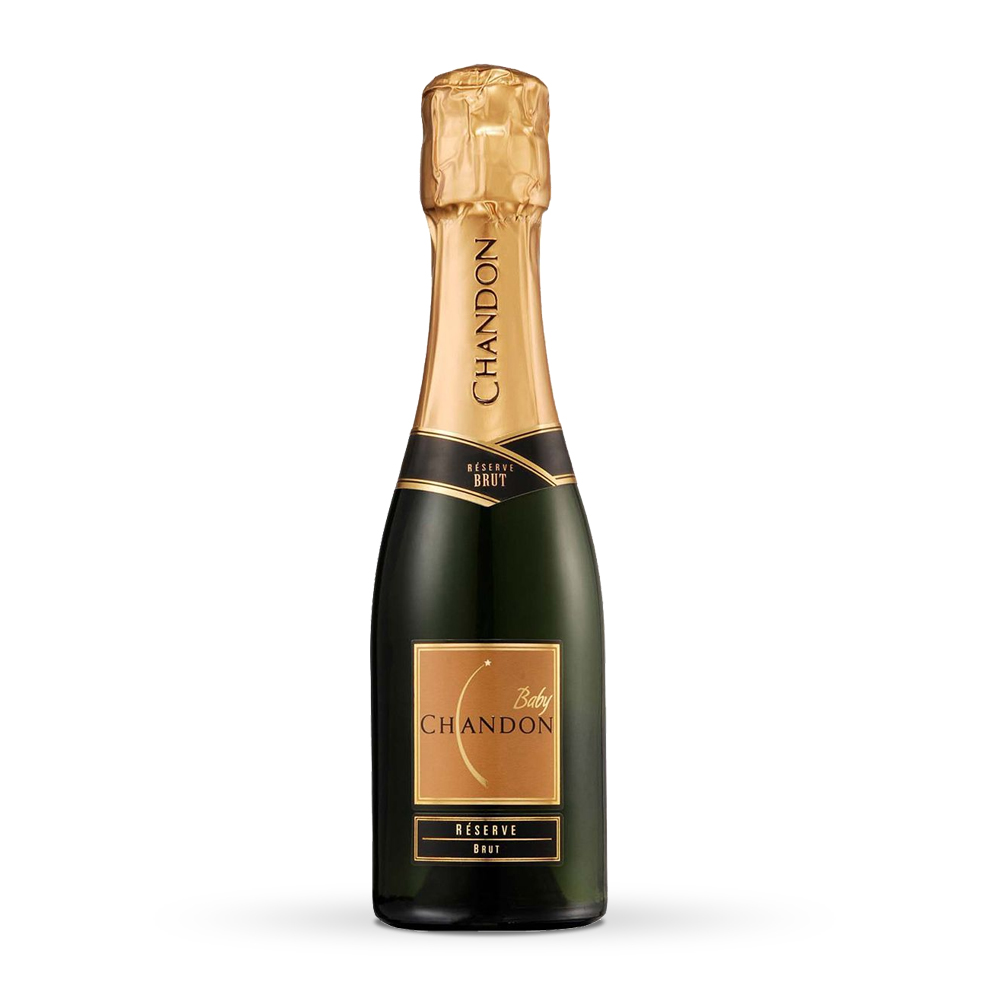 Mini Espumante Chandon Baby Brut 187ml