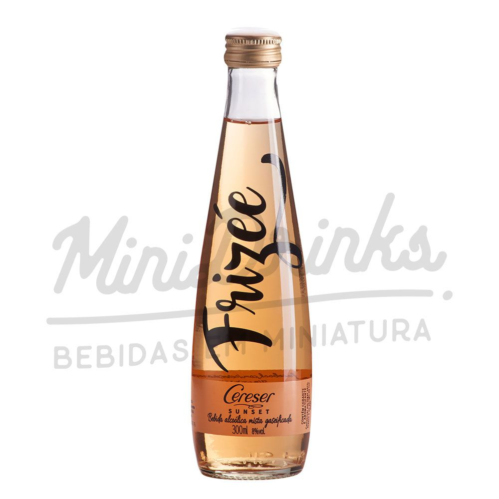 Mini Espumante Frisante Cereser Frizee Sunset 300ml