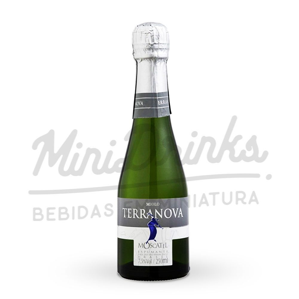 Mini Espumante Terra Nova Moscatel 250ml