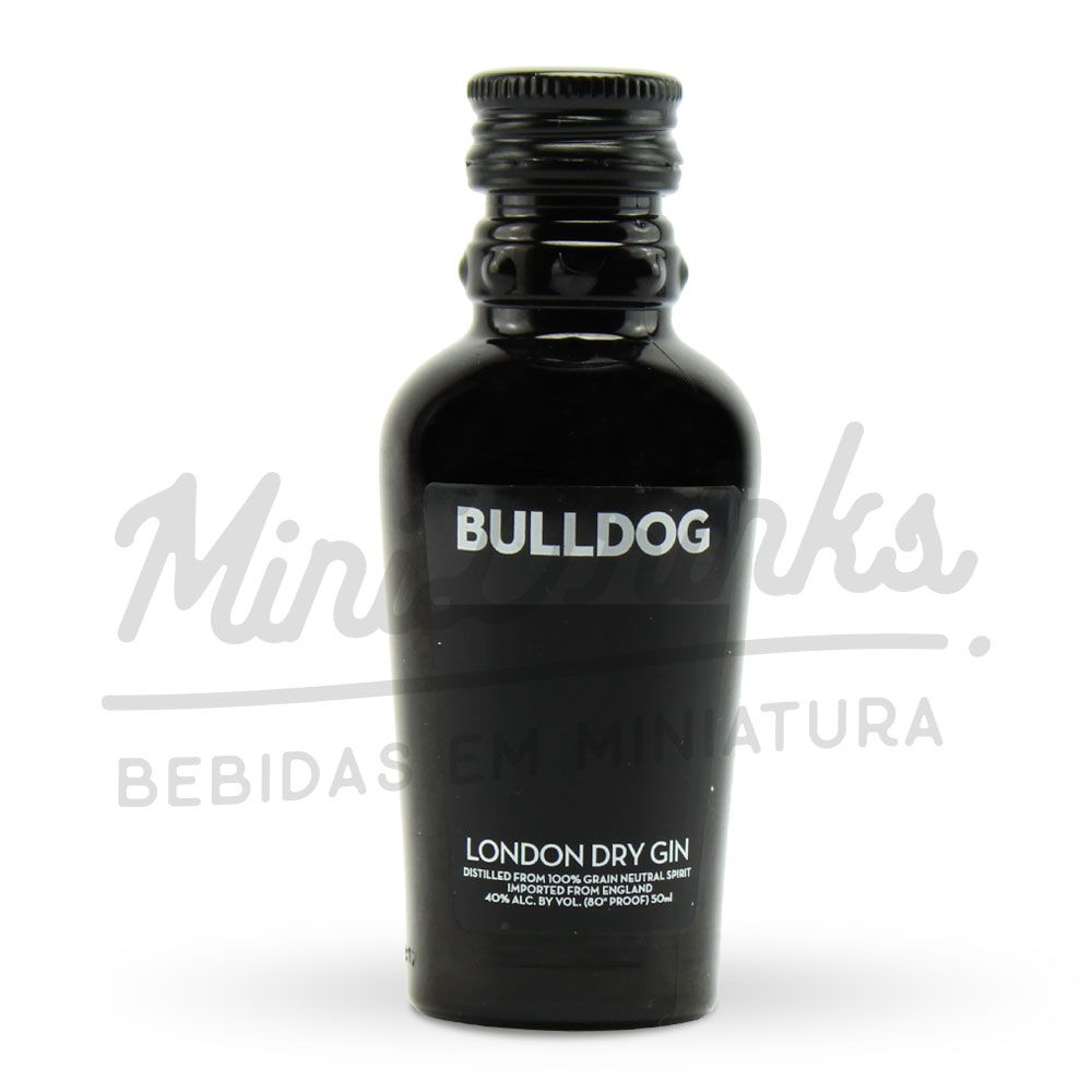 Mini Gin Bulldog 50ml
