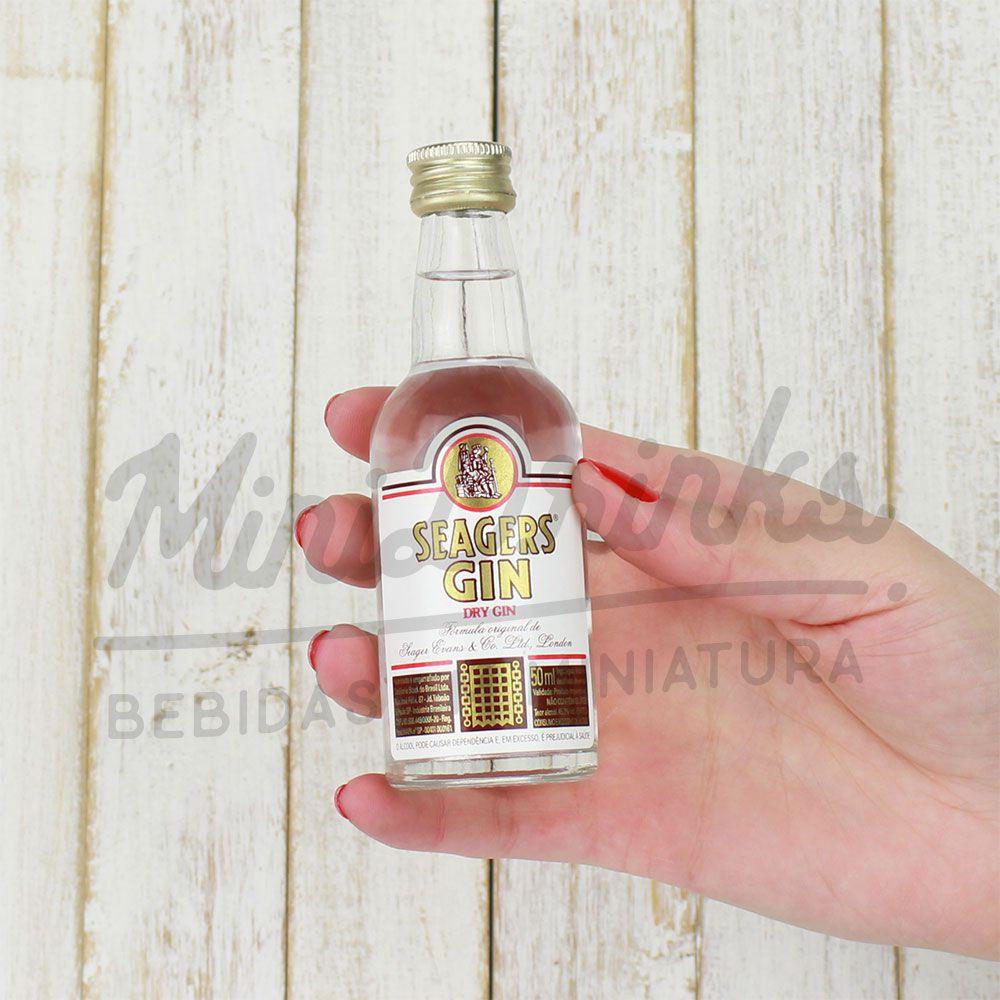 Mini Gin Seagers 50ml