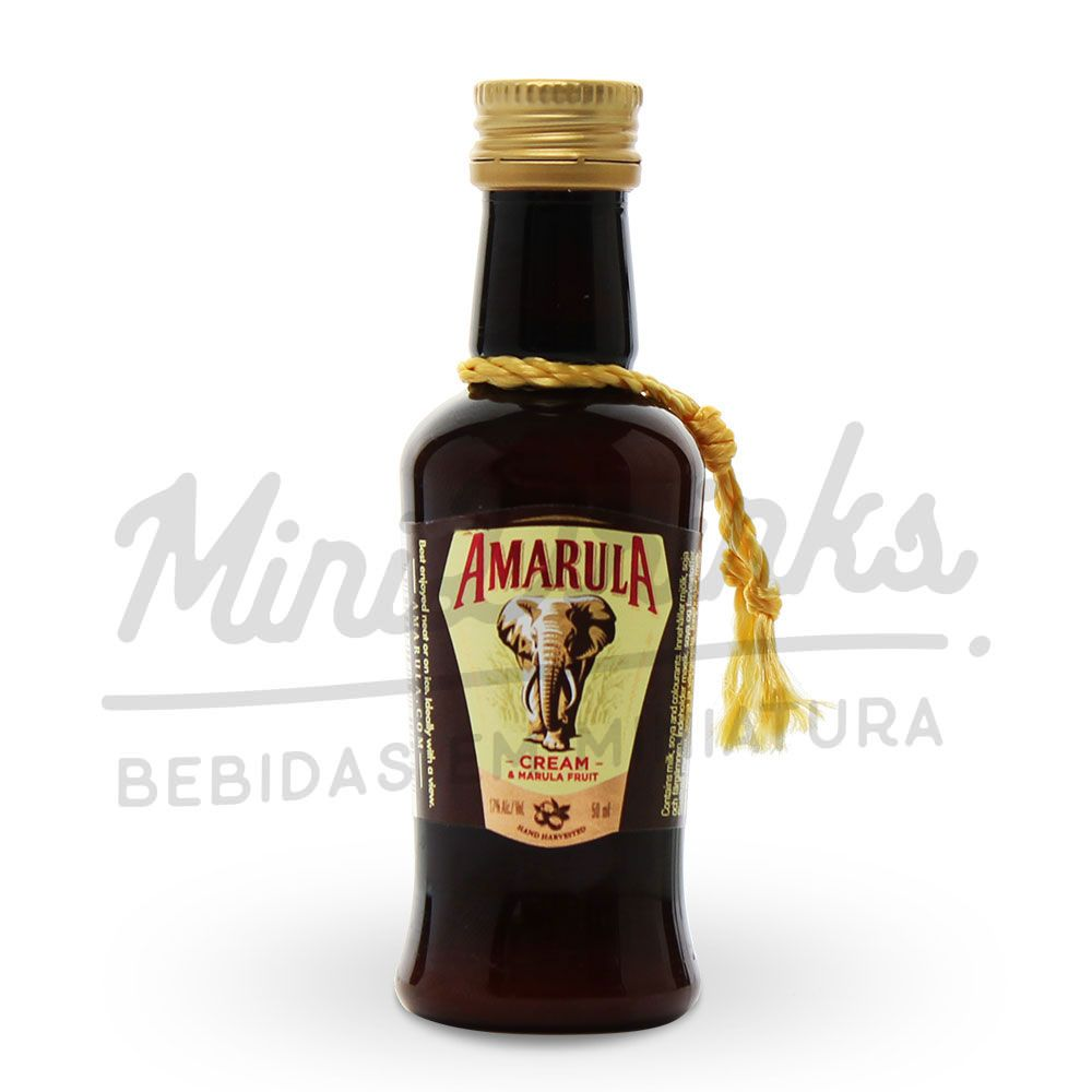Mini Licor Amarula 50ml