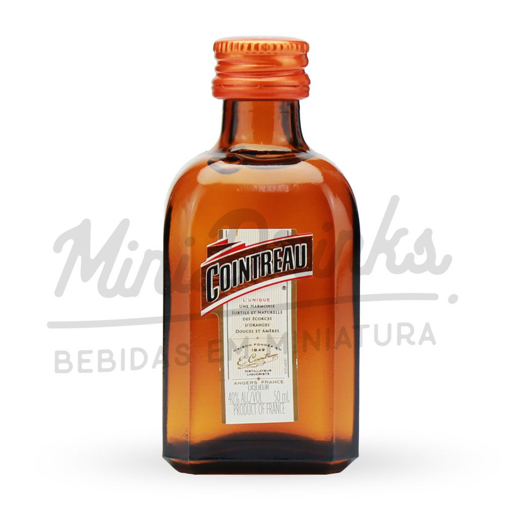 Mini Licor Cointreau 50ml