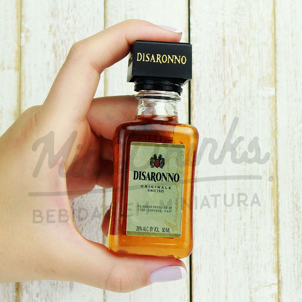 Mini Licor Disaronno 50ml