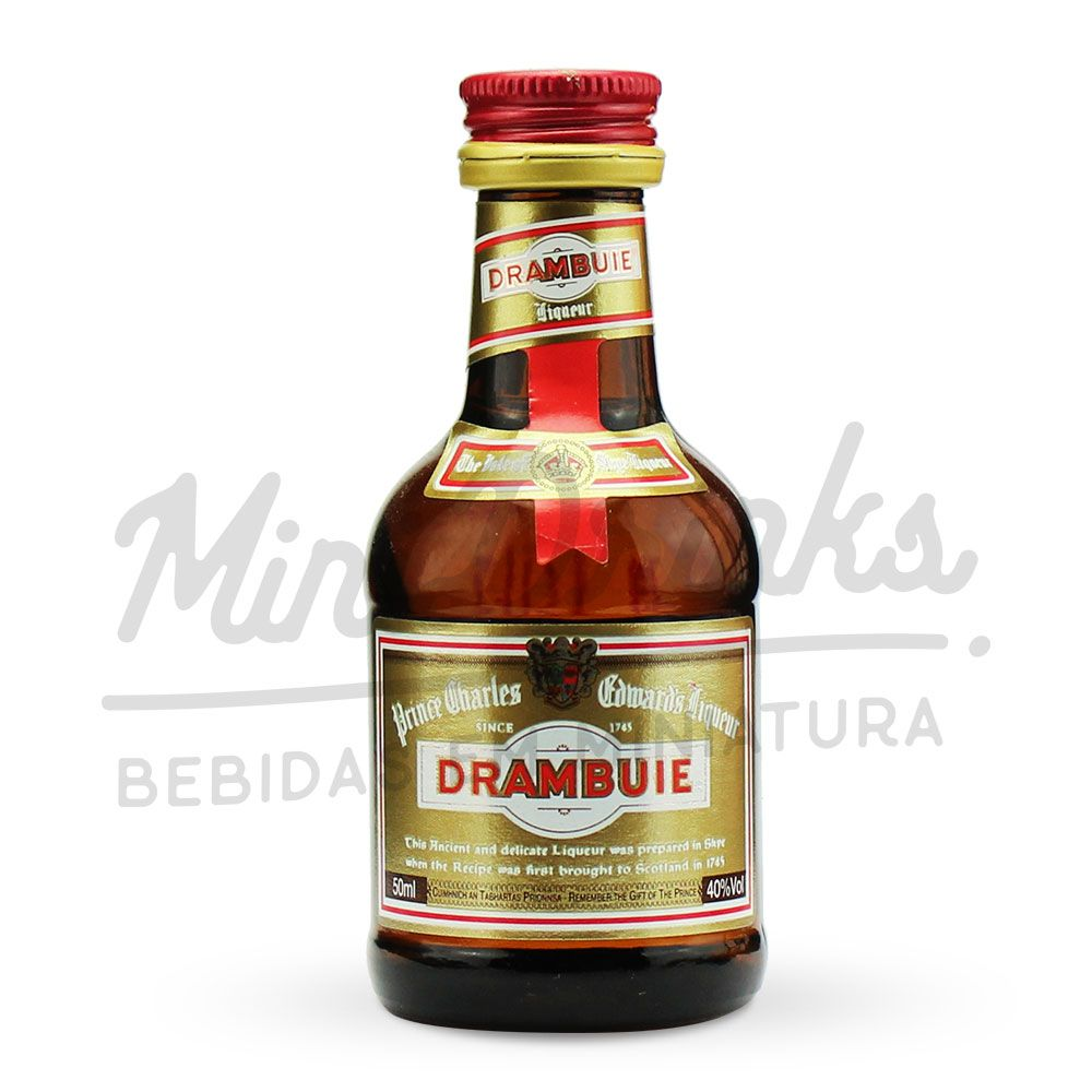 Mini Licor Drambuie 50ml