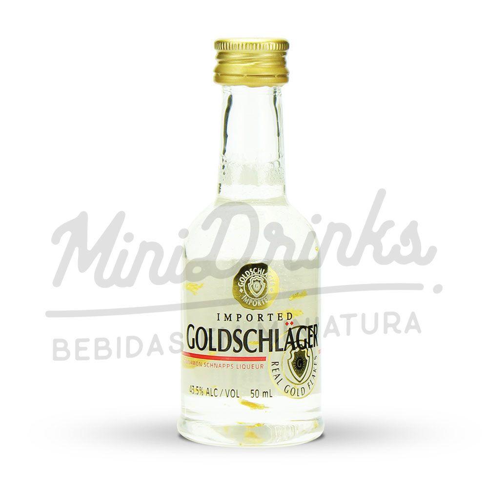 Mini Licor Goldschlager 50ml