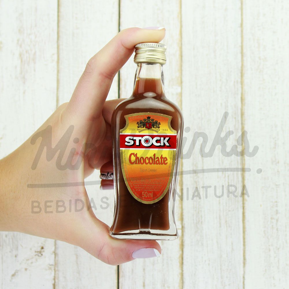Mini Licor Stock Chocolate 50ml