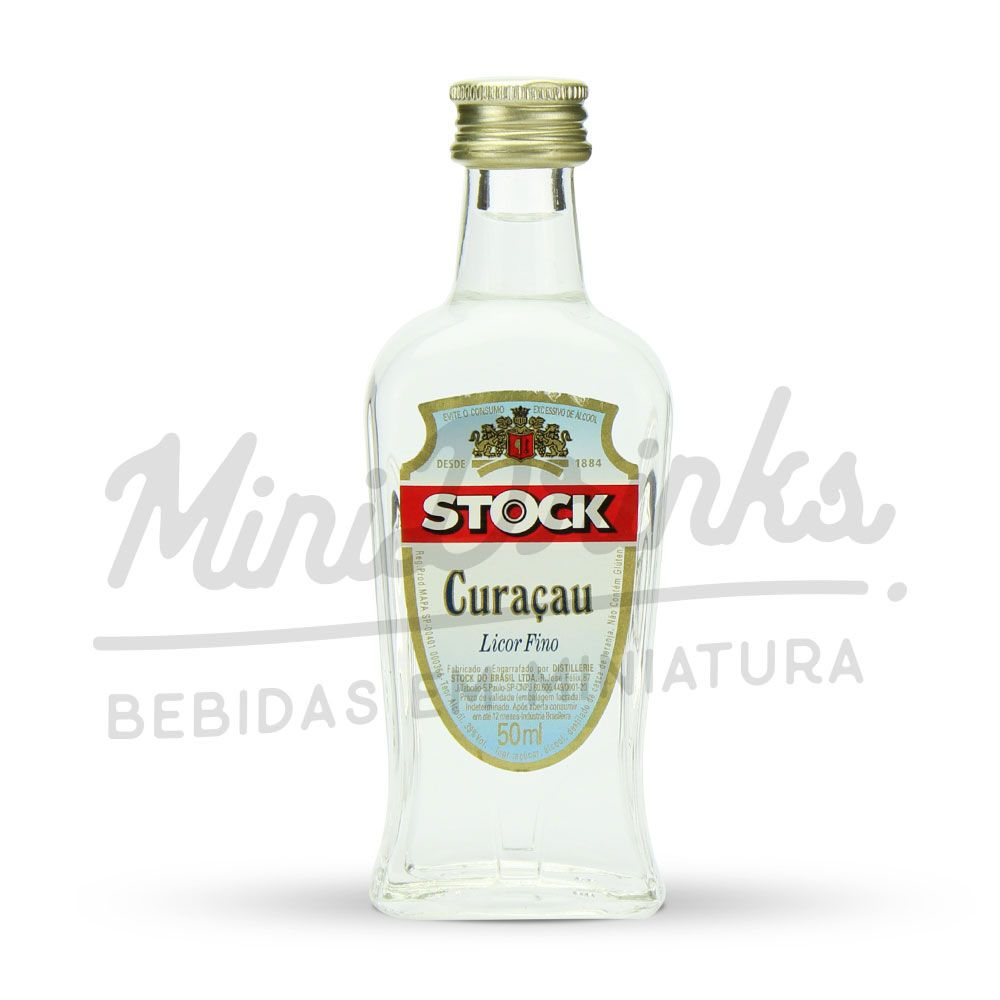 Mini Licor Stock Curaçau 50ml