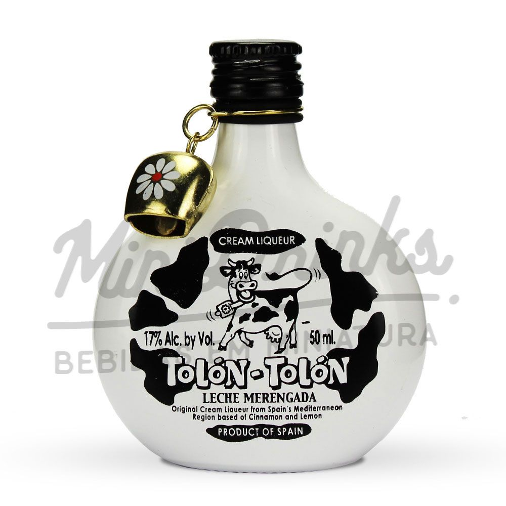 Mini Licor Tolon-Tolon Leche Merengada 50ml