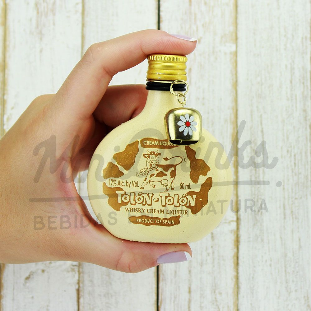 Mini Licor Tolon-Tolon Whisky & Cream 50ml
