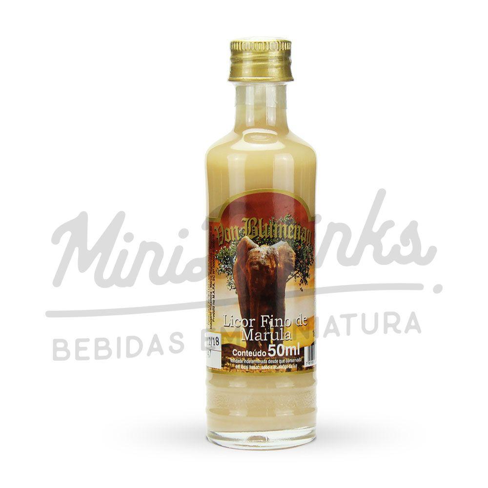 Mini Licor Von Blumenau Marula 50ml