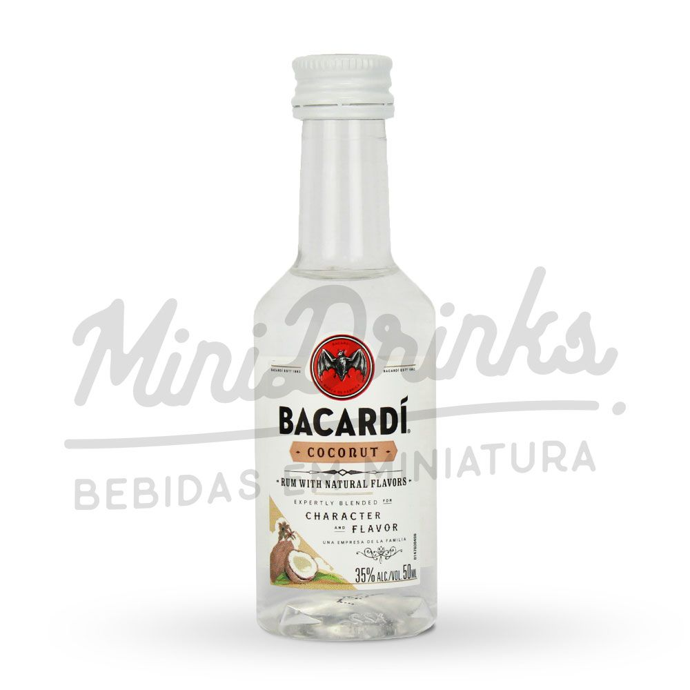 Mini Rum Bacardi Coconut 50ml