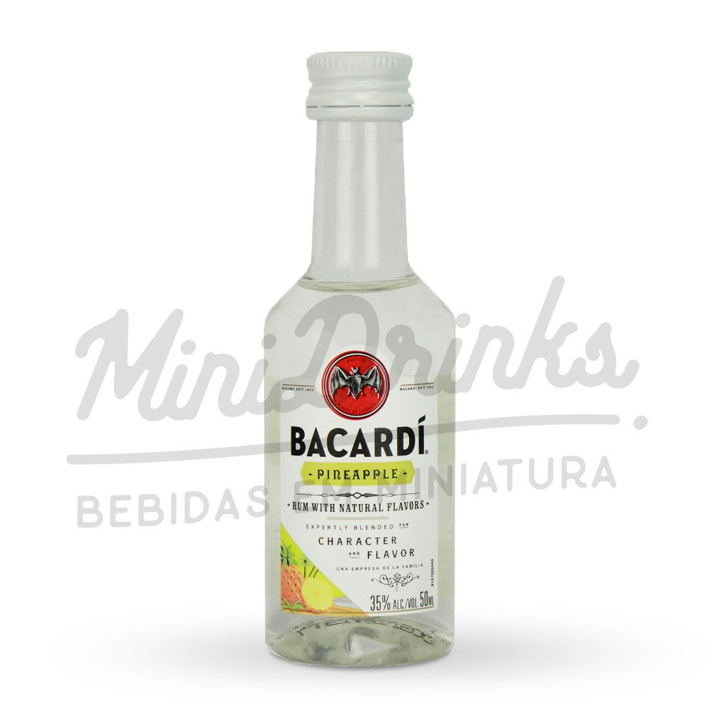 Mini Rum Bacardi Pineapple 50ml