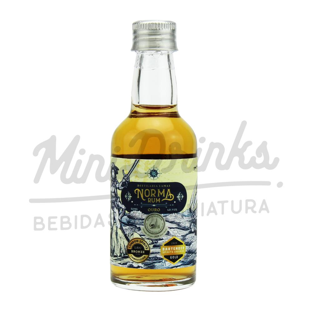 Mini Rum Norma 50ml