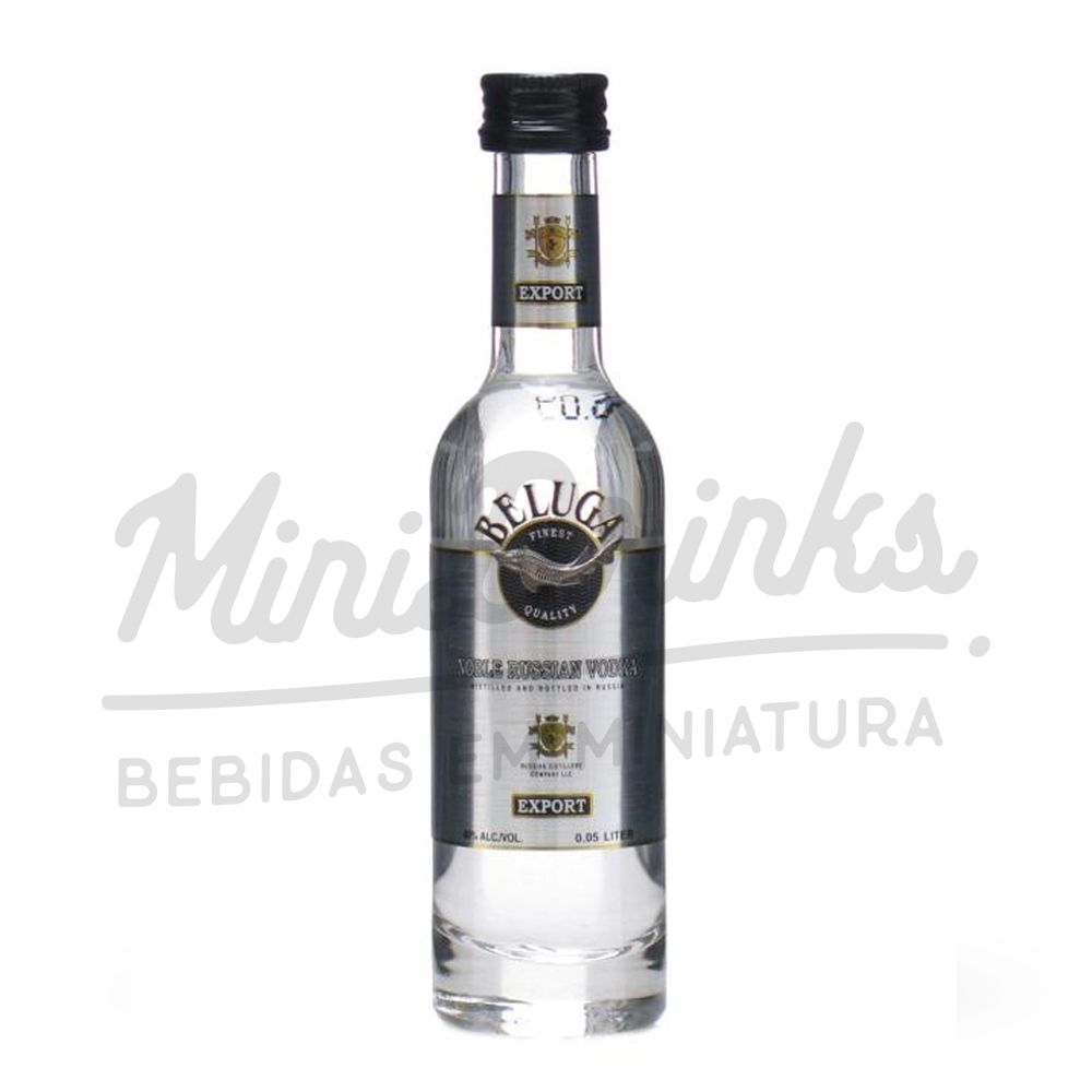 Mini Vodka Beluga 50ml
