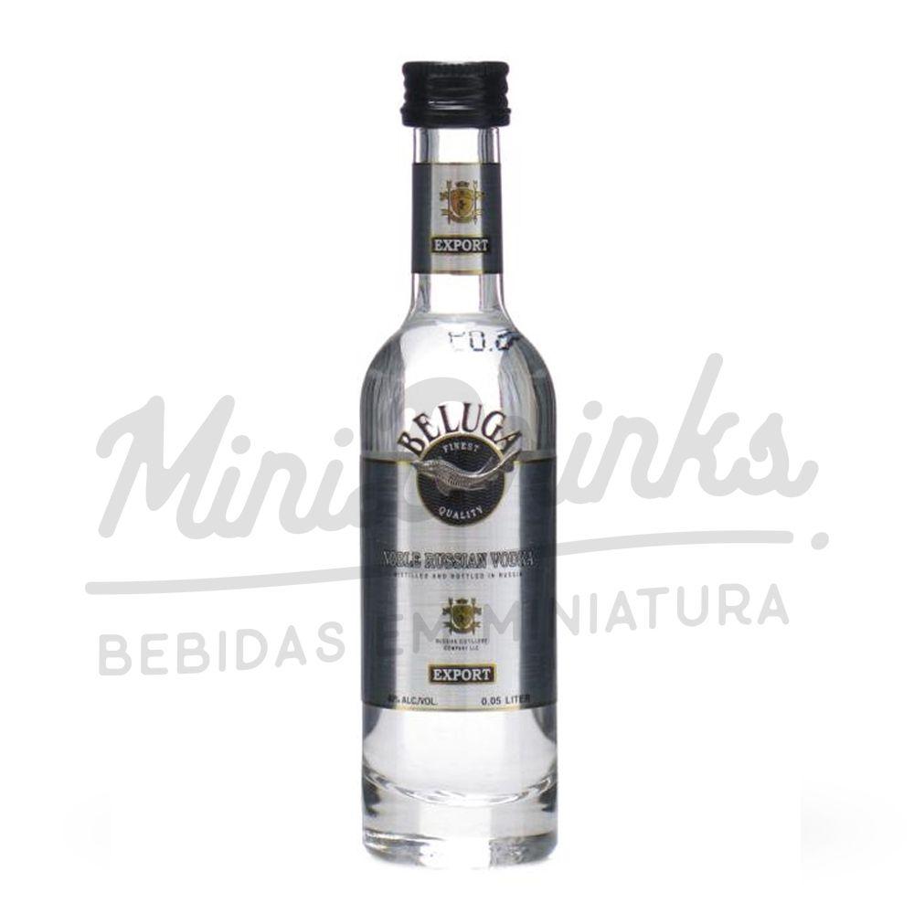 Mini Vodka Beluga 50ml