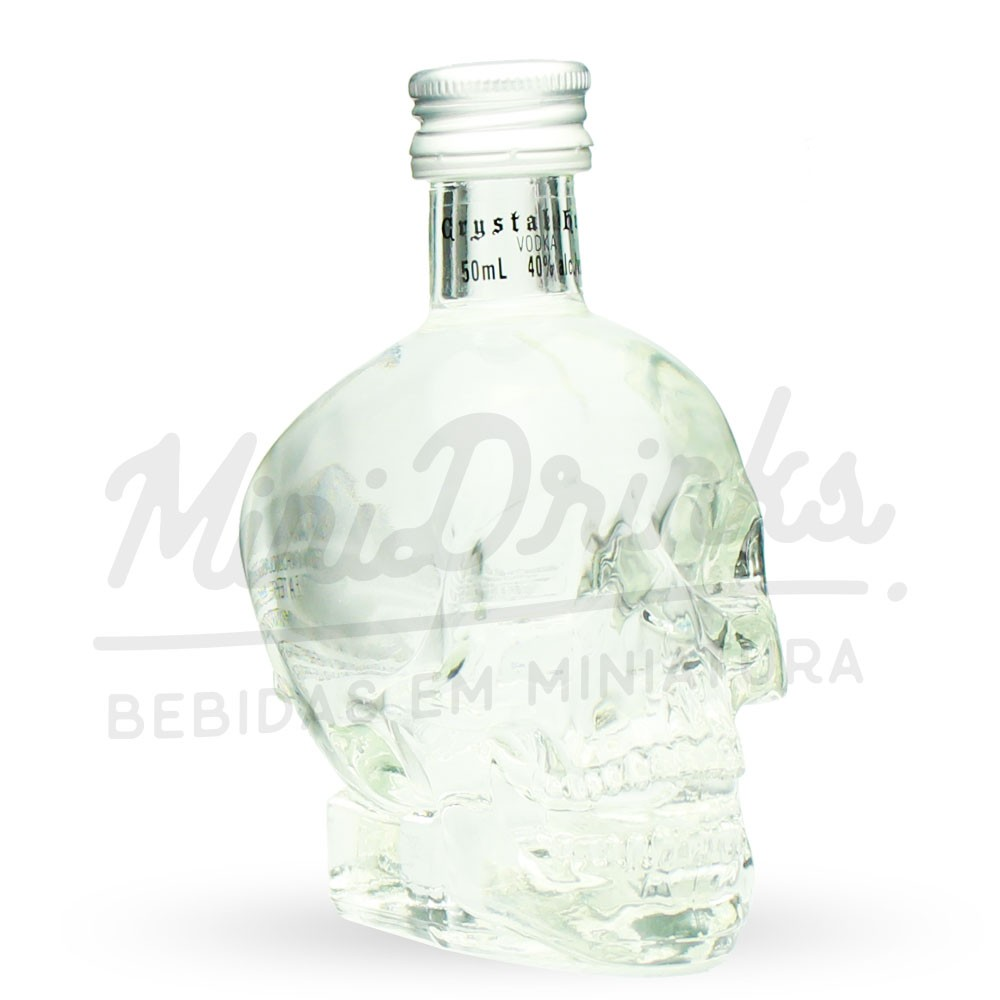 Mini Vodka Crystal Head 50ml
