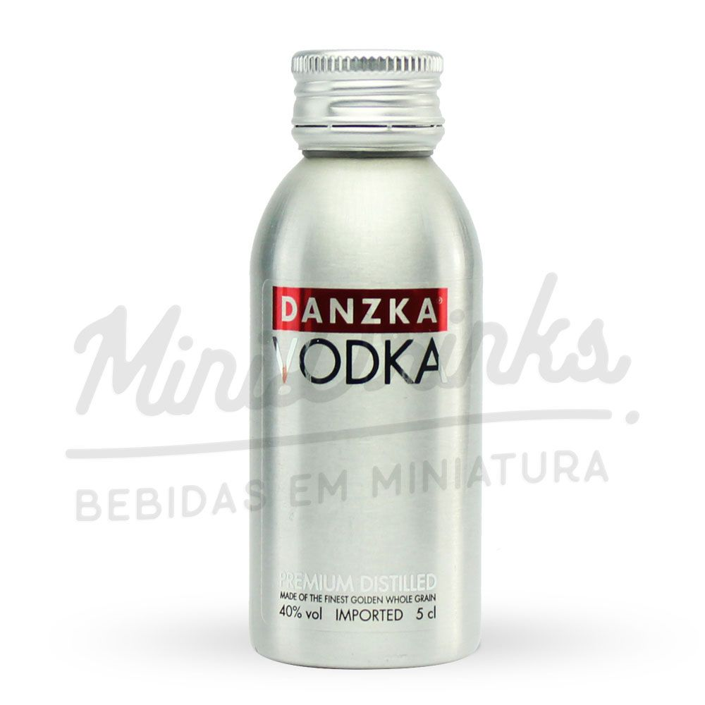 Mini Vodka Danzka Natural 50ml