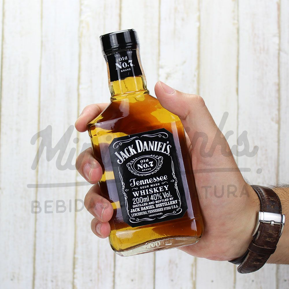 Mini Whisky Jack Daniels 200ml