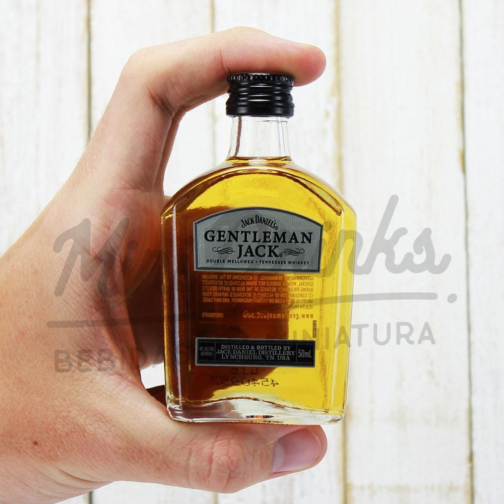 Mini Whisky Jack Daniels Glentlemen 50ml