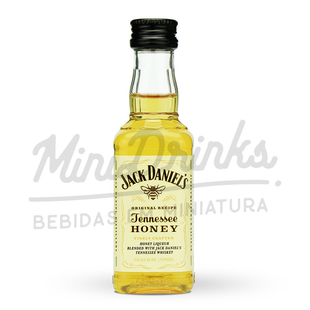 1daf262bb7 Mini Whisky Jack Daniels Honey 50ml - MiniDrinks
