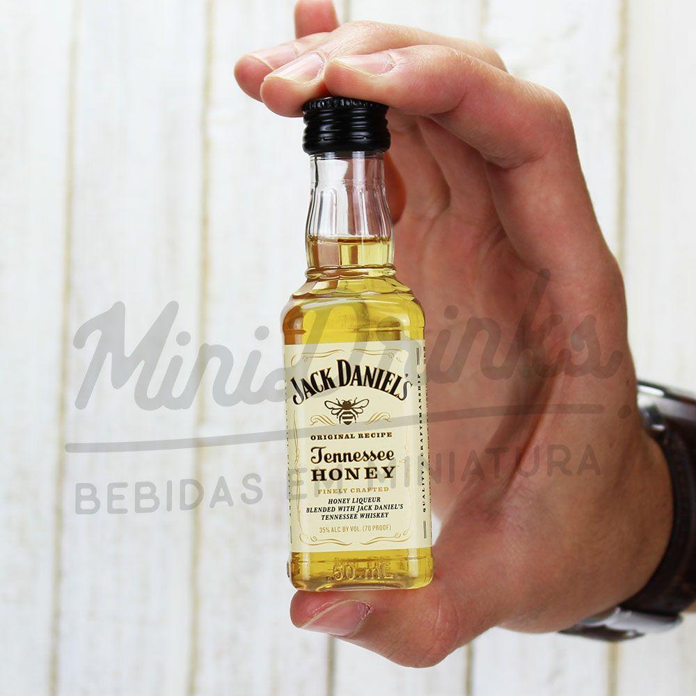 Mini Whisky Jack Daniels Honey 50ml