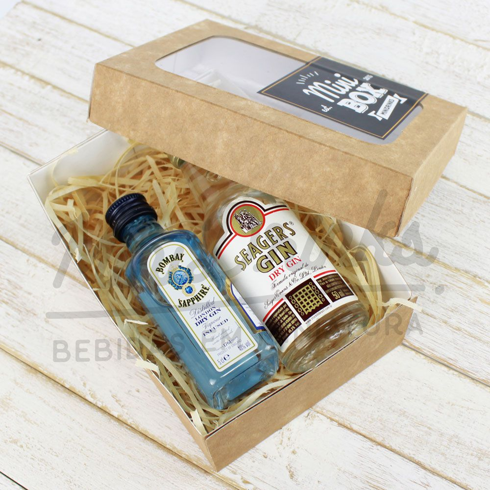 MiniBox Gin Lovers