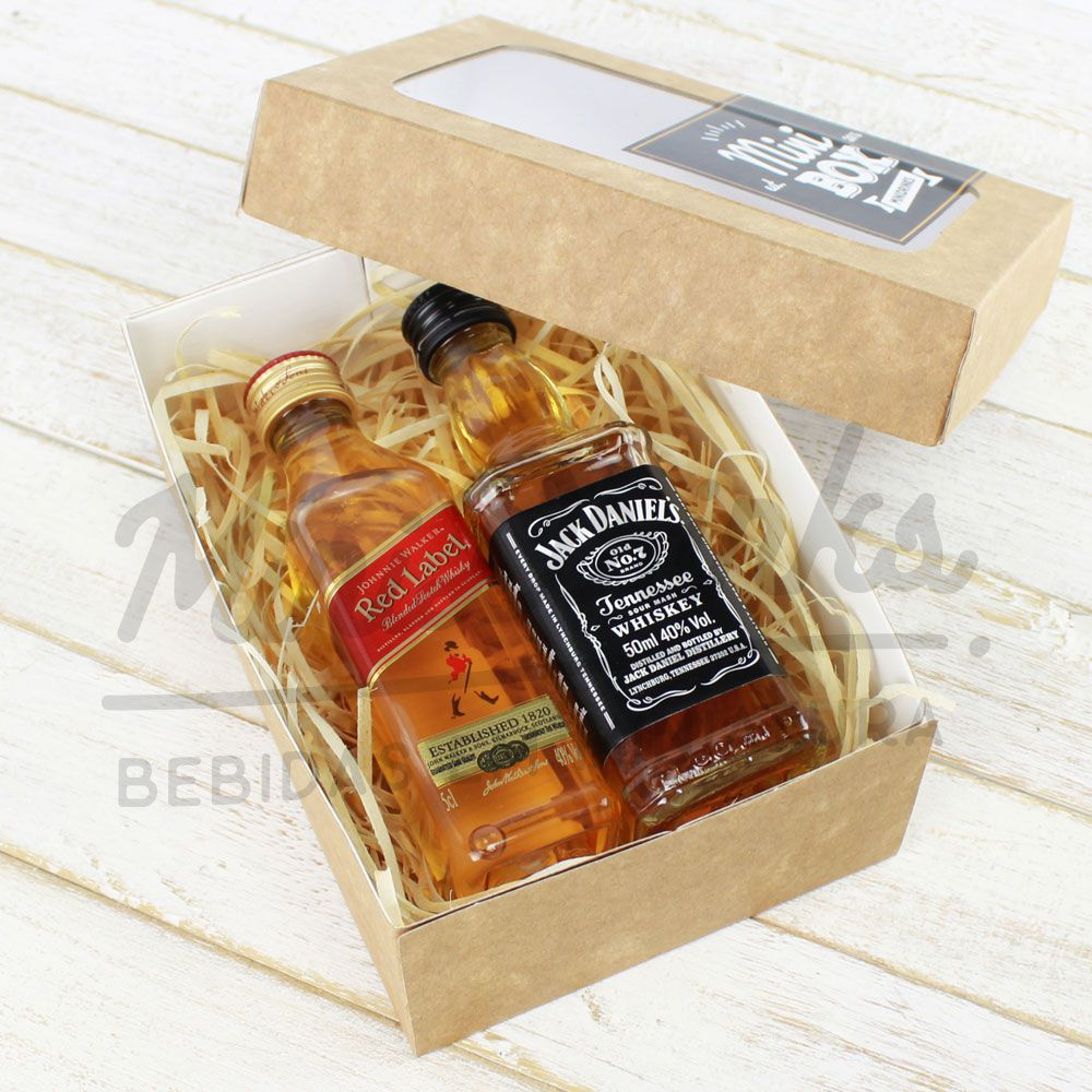 MiniBox Jack Johnnie