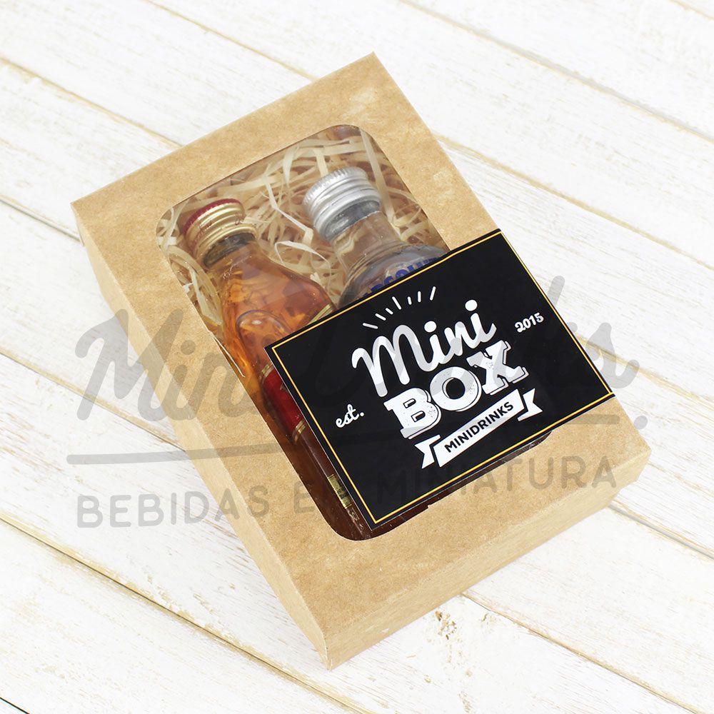 MiniBox Queridinhas