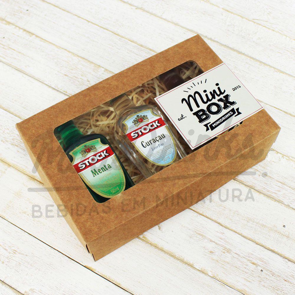 MiniBox Queridinho