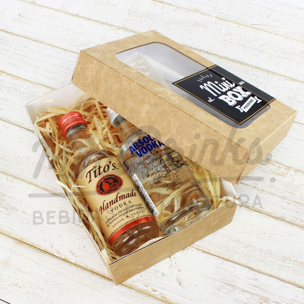 MiniBox Vodka Lovers