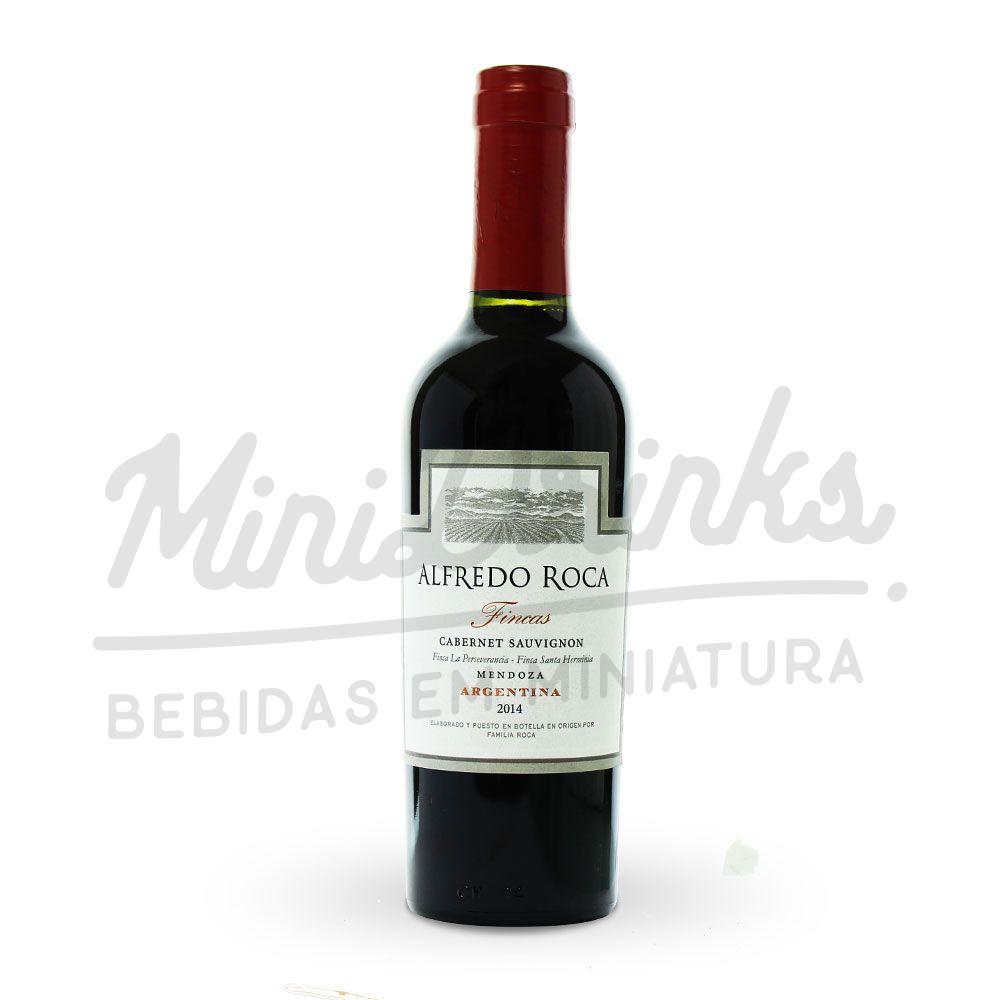 Vinho Alfredo Roca Fincas Cabernet Sauvignon 375ml