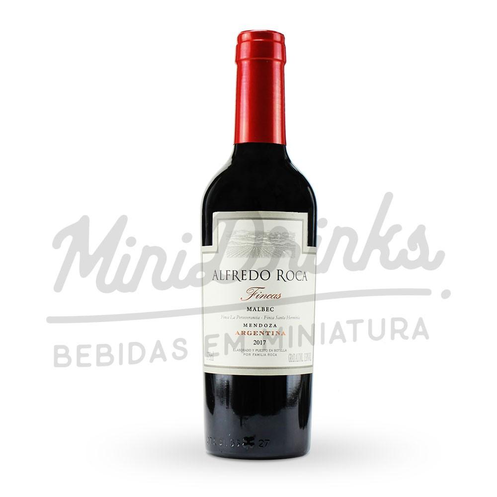 Vinho Alfredo Roca Fincas Malbec 375ml