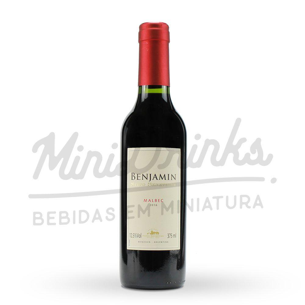 Vinho Benjamin Nieto Malbec 375ml