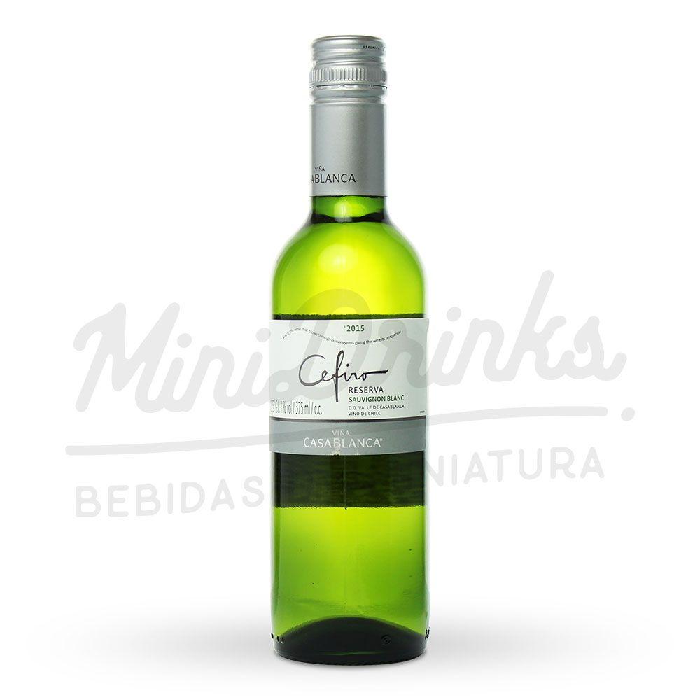 Vinho Cefiro Reserva Sauvignon Blanc 375ml