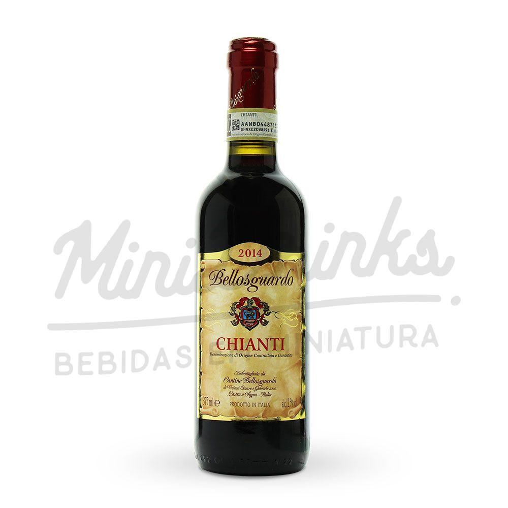 Vinho Chianti Bellosguardo Toscana 375ml