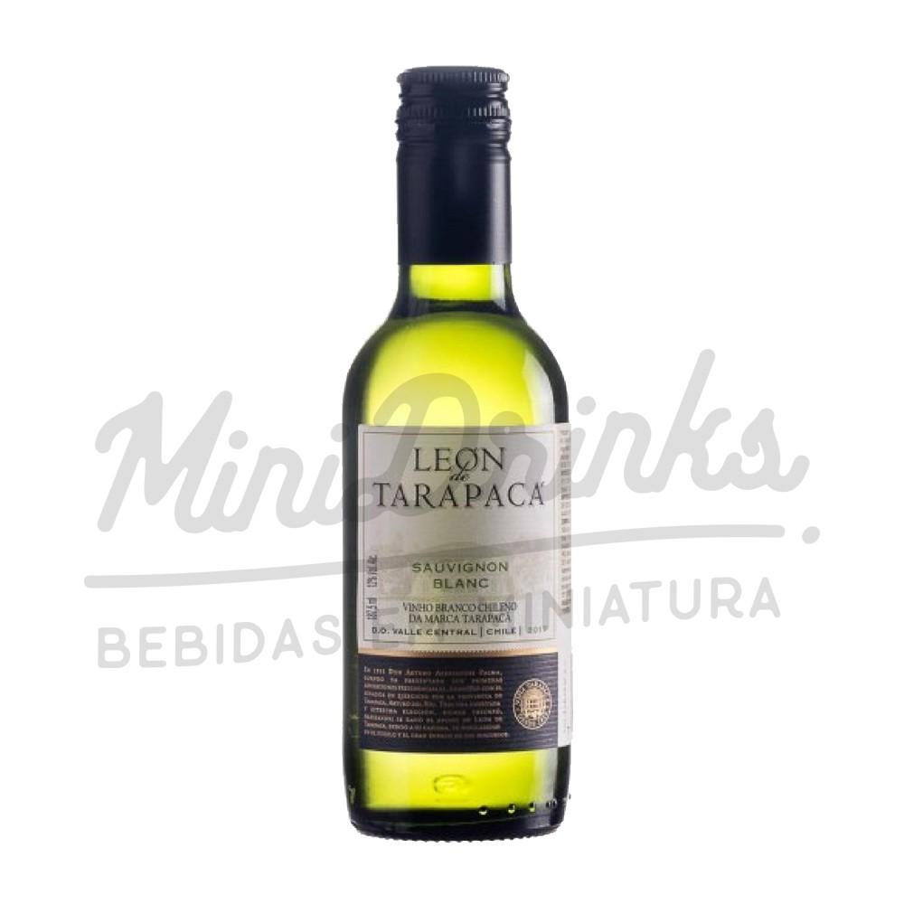 Mini Vinho Chileno Leon de Tarapacá Sauvignon Blanc 187ml
