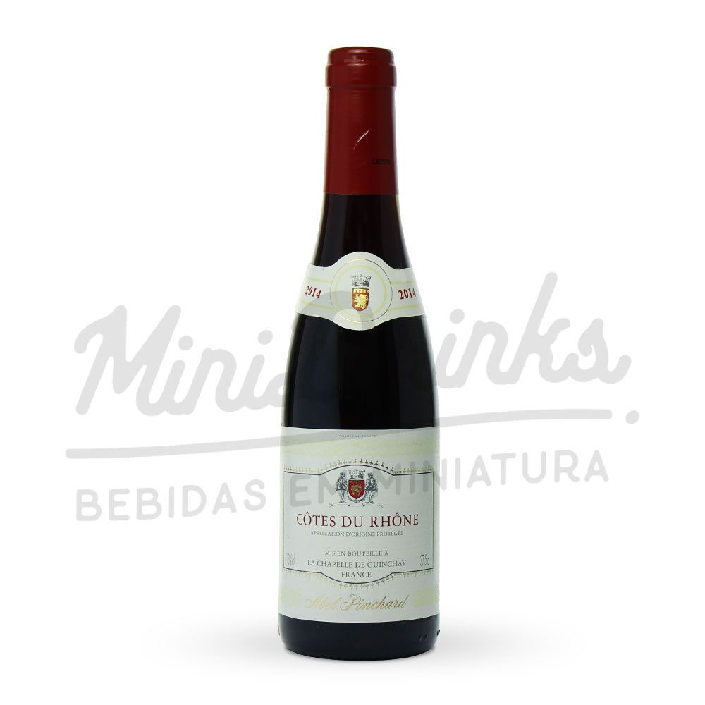 Vinho Cotês du Rhone Abel Pinchard Tinto 375ml