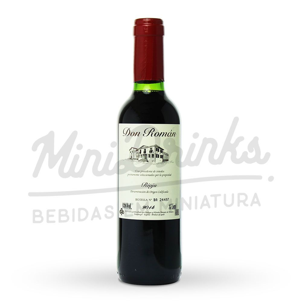 Vinho Don Roman Rioja Tinto 375ml