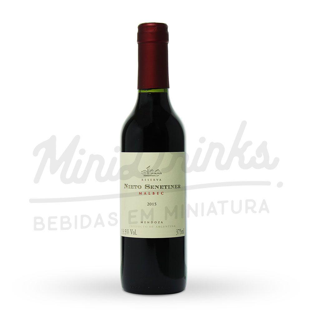 Vinho Nieto Senetiner Malbec 375ml
