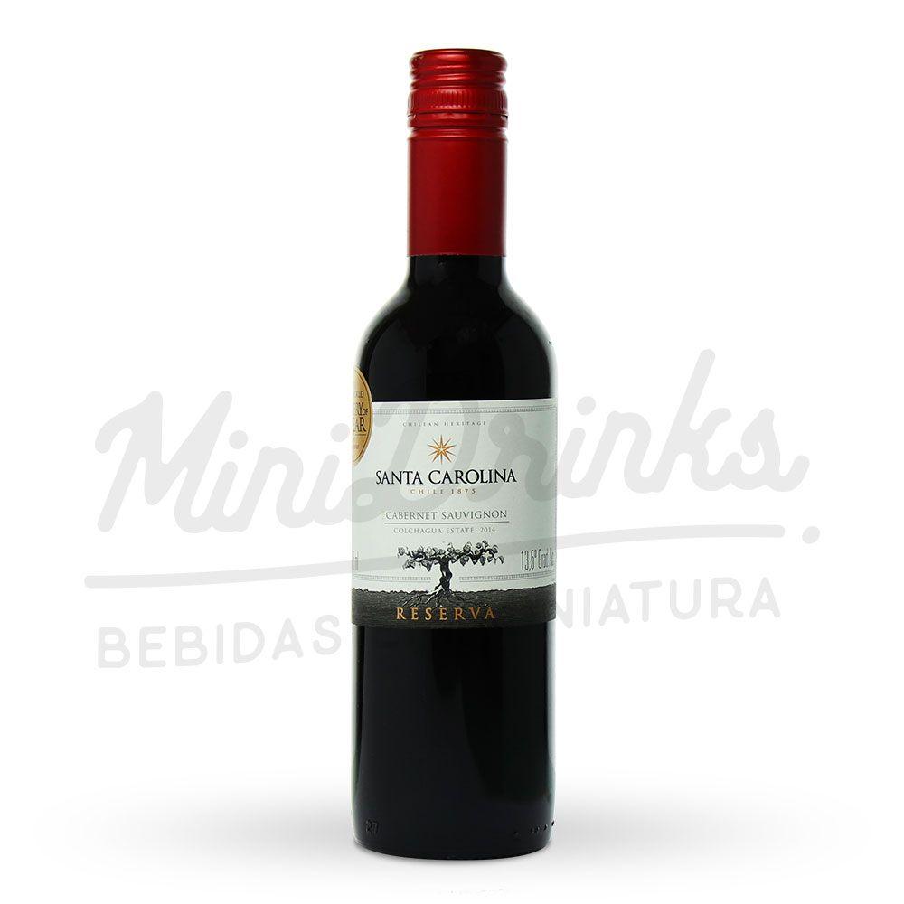 Vinho Santa Carolina Reserva Cabernet Sauvignon 375ml
