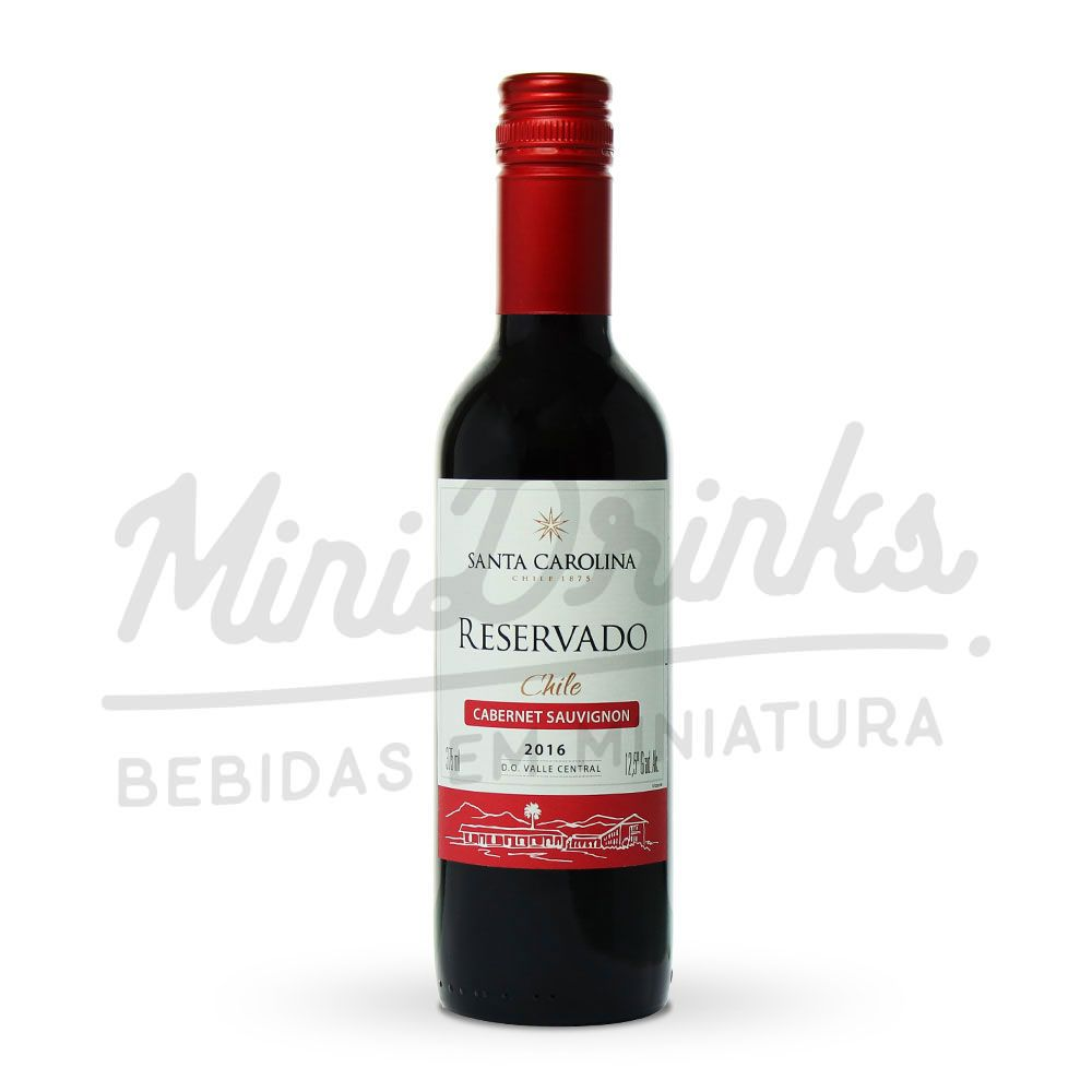 Vinho Santa Carolina Reservado Cabernet Sauvignon 375ml