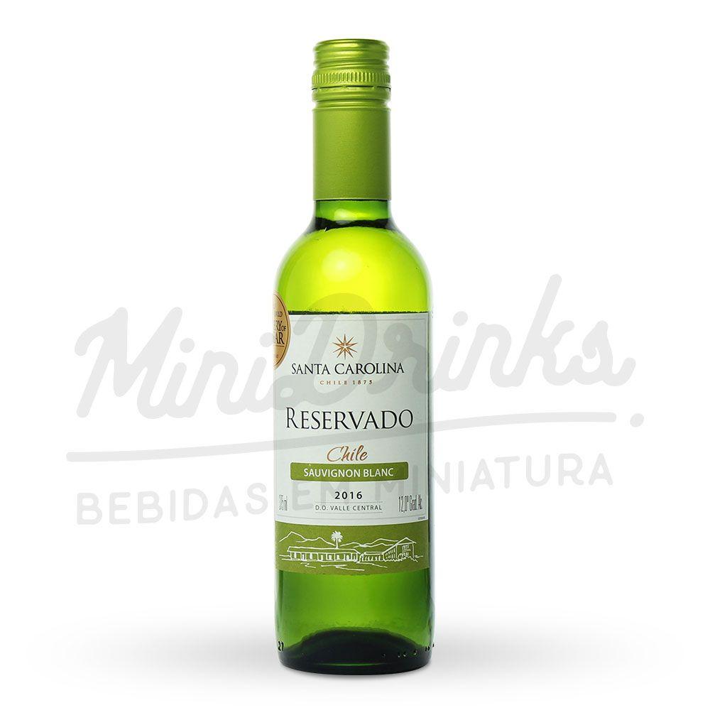 Vinho Santa Carolina Reservado Sauvignon Blanc 375ml