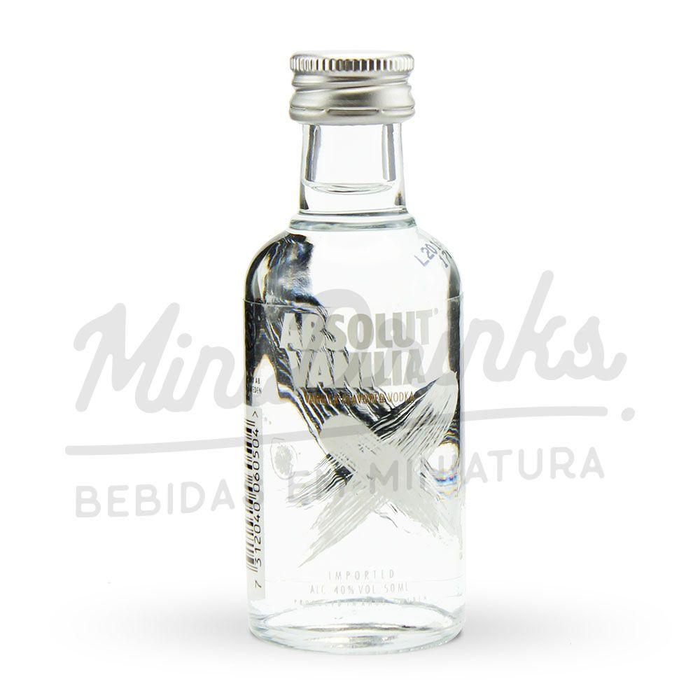 Vodka Absolut Kit 5 X 50ml