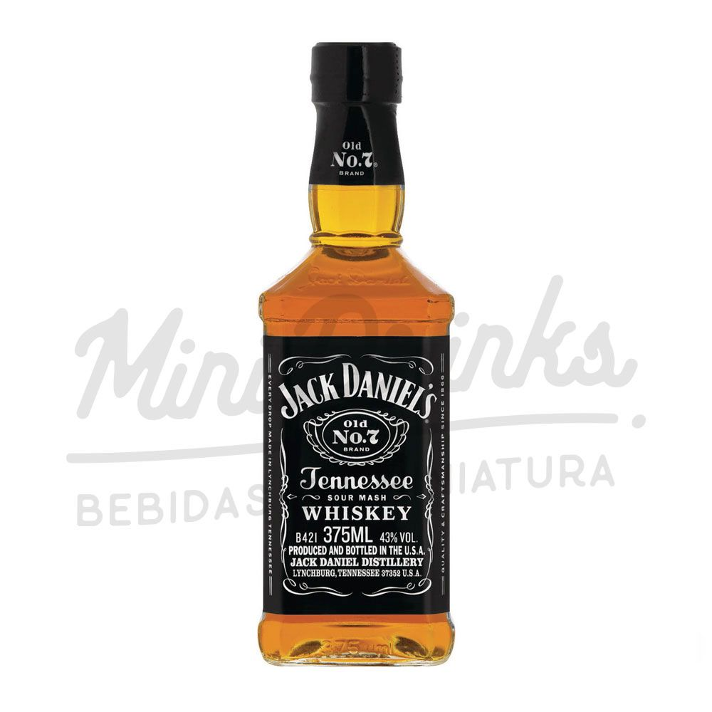 589eab2a22 Whisky Jack Daniels 375ml - MiniDrinks