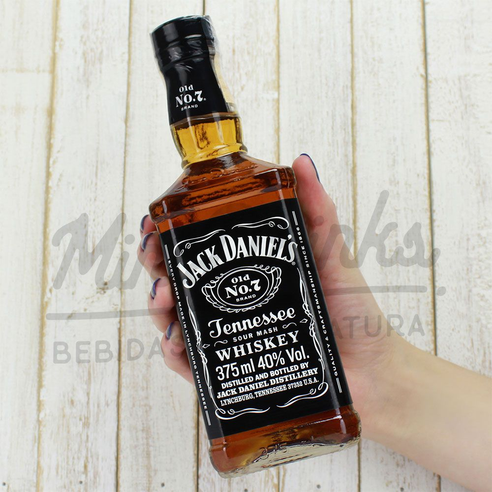 a58da38746 Whisky Jack Daniels 375ml  Whisky Jack Daniels 375ml